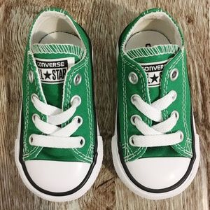 CONVERSE Unisex All Star Low Top Amazon Green